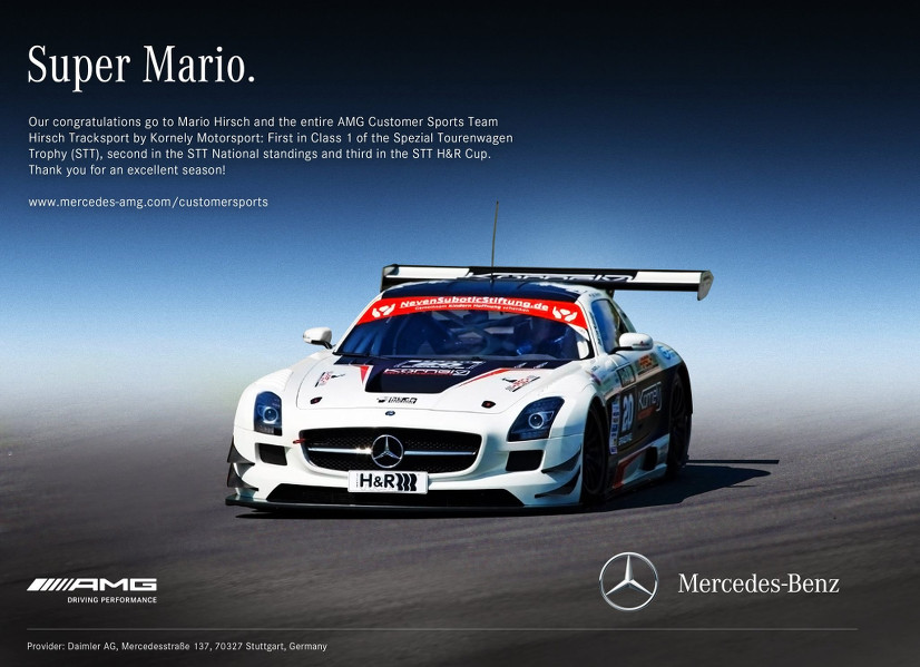 AMG-Customer-Sports-Super-Mario-Congratulations