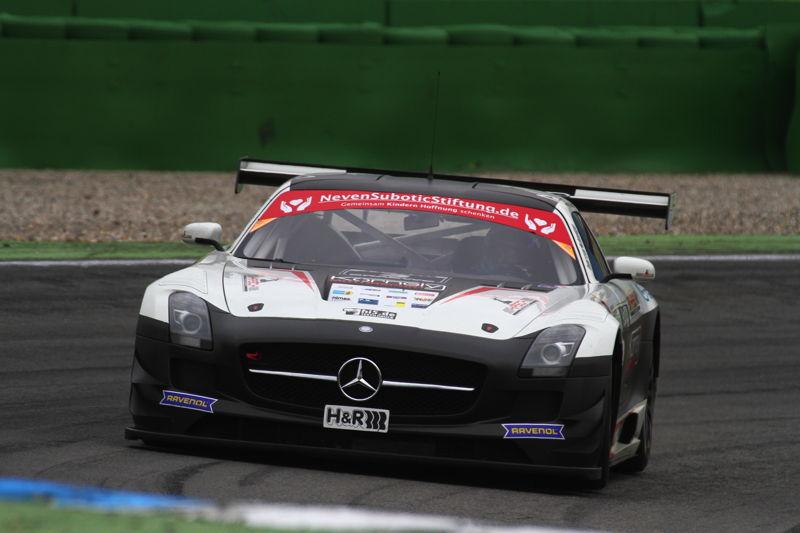 Hirsch Tracksport Mercedes-Benz SLS AMG GT3