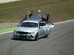 Team Hirsch Tracksport beim Tuner GP 2012